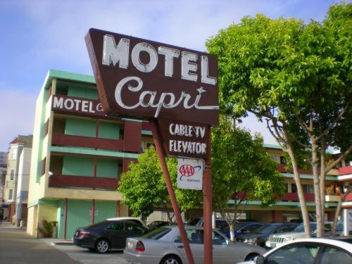 Motel Capri - San Francisco, CA 94123