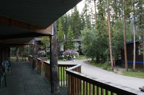 Sunwapta Falls Rocky Mountain Lodge Photo