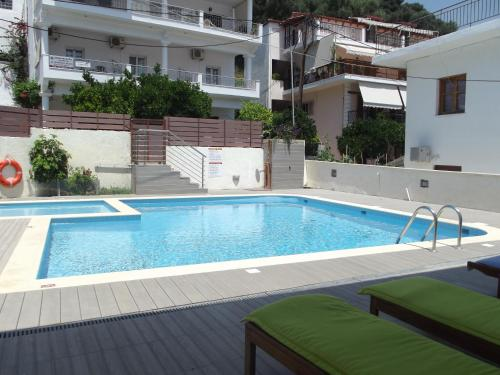 Christina Studios & Apartments - Agion Anargiron 20 Greece