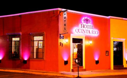 Hotel Boutique Quinta Río Queretaro Photo