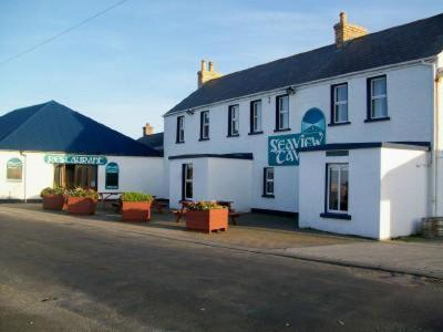 Photo of The Seaview Tavern Hotel Bed and Breakfast Accommodation in Ballygorman Donegal