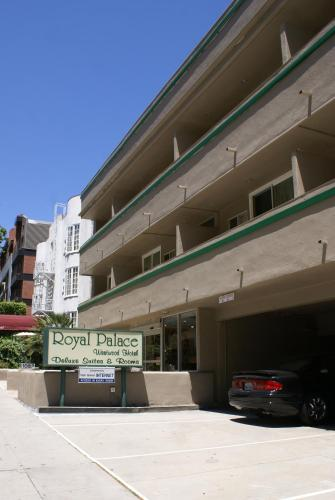Royal Palace Westwood Hotel Photo