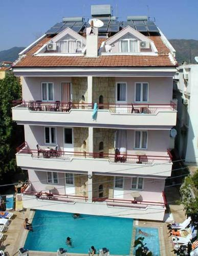 Marmaris Villa Dream Apartments rezervasyon