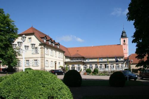 Schlosshotel Michelfeld
