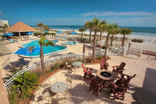 Photo of Courtyard Jacksonville Beach Oceanfront