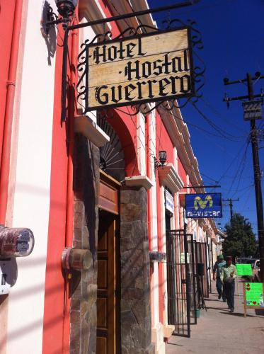 Hotel y Hostel Guerrero Photo
