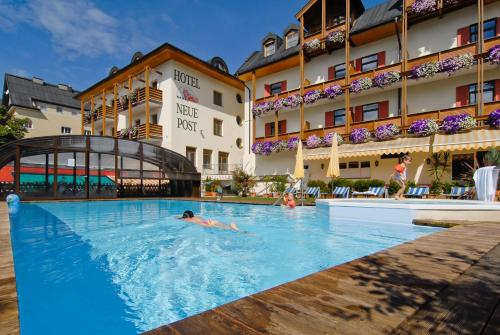 Hotel «Neue Post», Zell am See