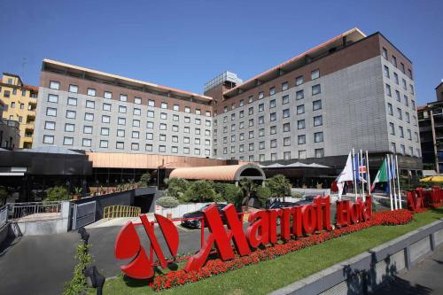 Milan Marriott Hotel impression