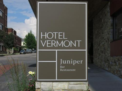 Hotel Vermont Burlington Photo