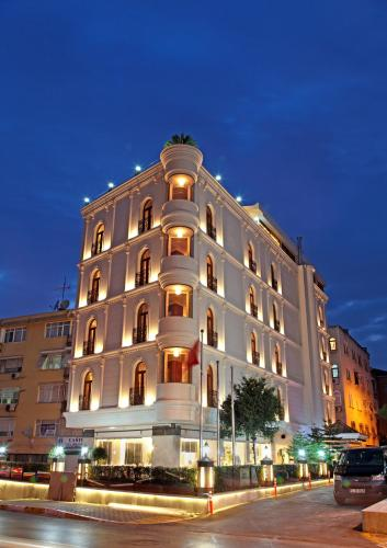 Tuzla Myy Hotel Istanbul Asia online reservation