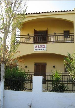 Alex Apartments - Analipsis, Hersonissos Greece