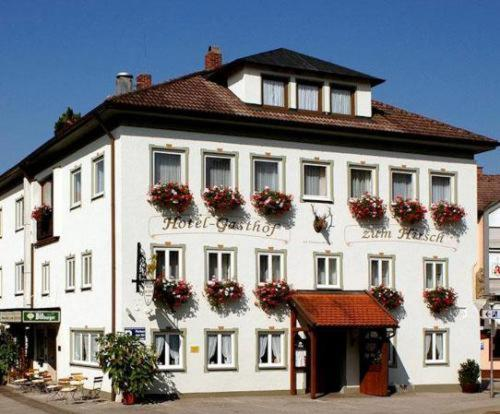 Hotel-Gasthof zum Hirsch