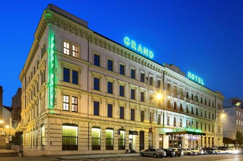 Grandhotel Brno in Brno from €60