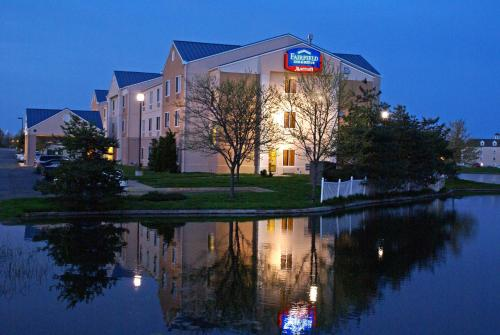 Fairfield Inn & Suites Kansas City Olathe Photo