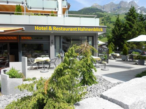Hotel Hahnenblick (Bed and Breakfast)