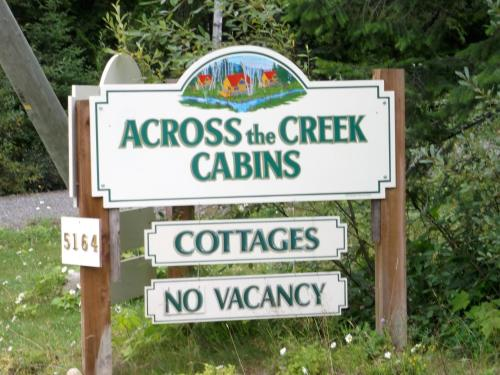 Across the Creek Cabins Photo