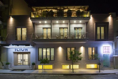 Ilion Spa Hotel - Filellinon 41 Greece