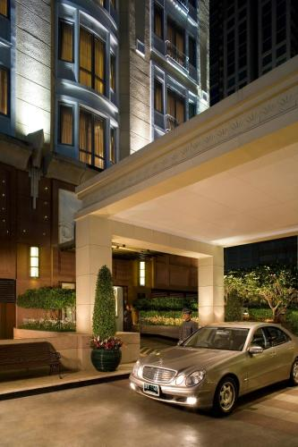 Marriott Executive Apartments Mayfair Bangkok photo 8