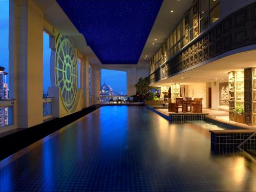 Marriott Executive Apartments Mayfair Bangkok photo 9
