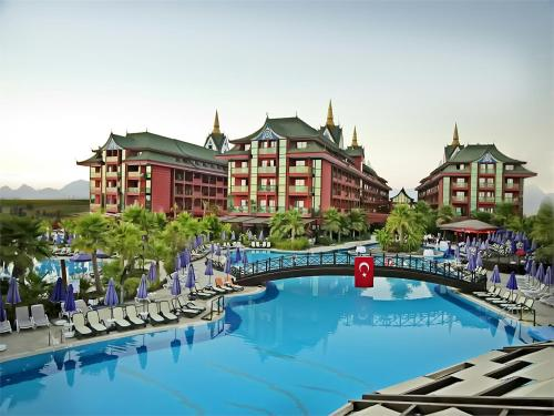 Boğazkent Siam Elegance Hotels & Spa address