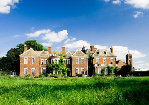 Anstey Hall in Cambridge from £80
