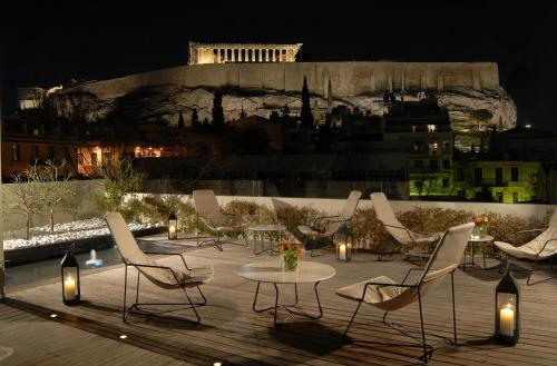 Herodion Hotel in athens - 4 star hotel