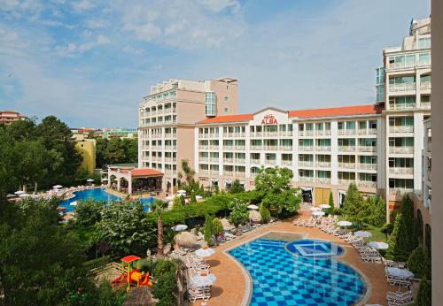 ALBA ALL INCLUSIVE HOTEL