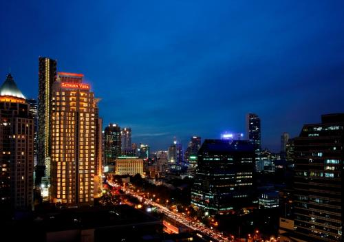 SATHORN VISTA MARRIOTT EXECUTIVE0