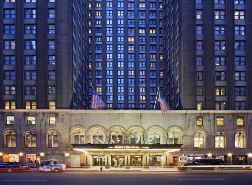 Park Central Hotel in New York