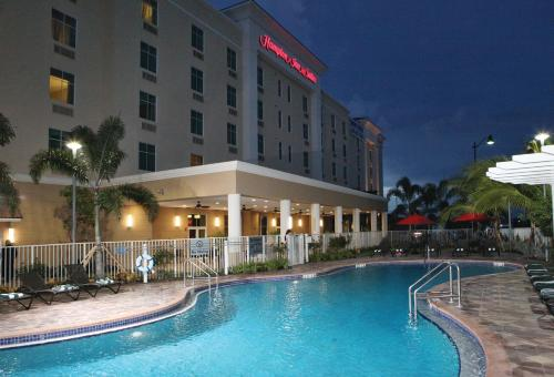Hampton Inn & Suites Miami-South/Homestead - Homestead, FL 33033
