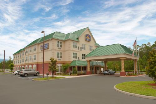 Best Western Plus First Coast Inn And Suites