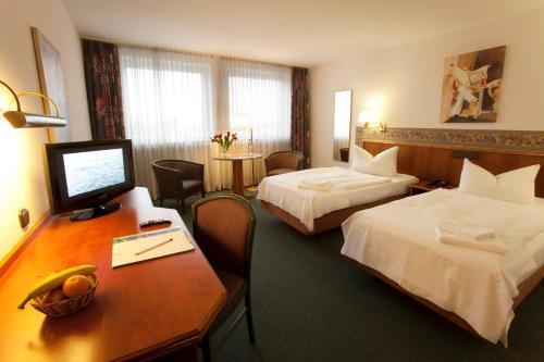 TOP Hotel Post Frankfurt Airport photo 12