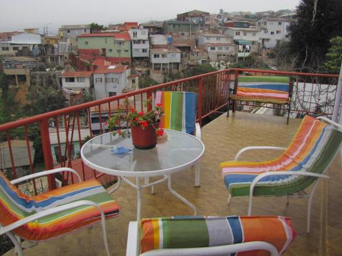 Bed And Breakfast El Mirador De Valparaiso Photo