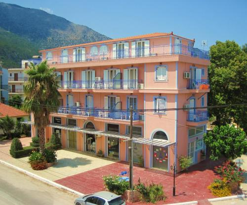 Anemos Studios & Apartments - Poros Hotels