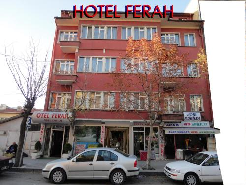 Ankara Hotel Ferah address