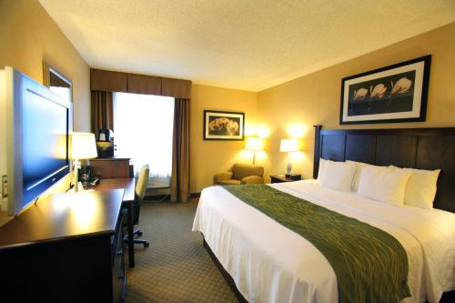 Comfort Inn and Suites Paramus Photo