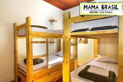 Mama Brasil Hostel & Hospedaria Photo
