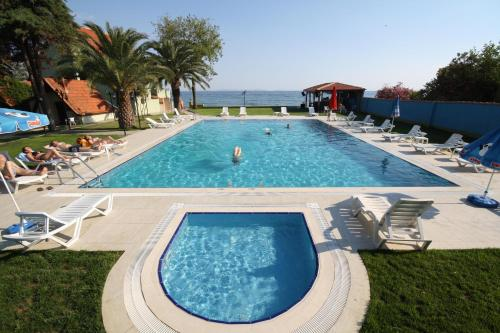 Kucukkuyu Yesil Ida Holiday Village adres
