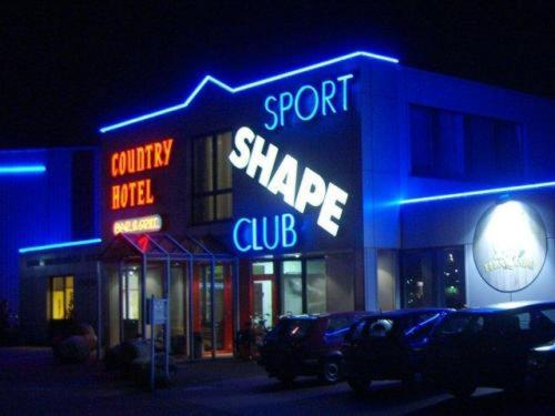 Shape Sport und Golf Hotel