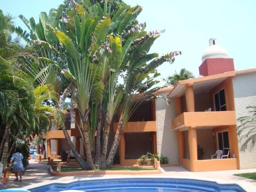 Hotel Villa Mexicana Photo