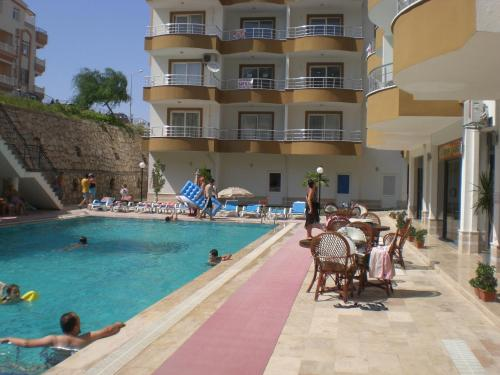 Didim Golden Life Apartments odalar
