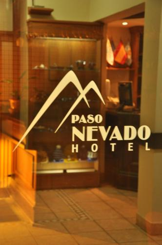 Hotel Paso Nevado Photo