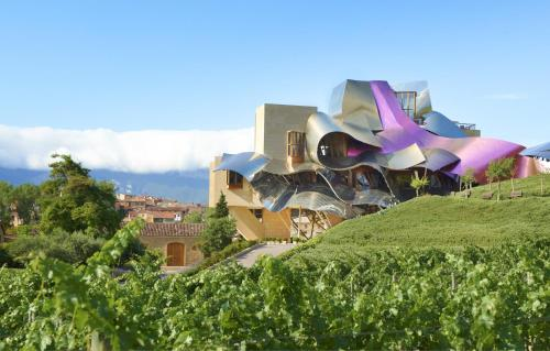 Гостиница «Marques de Riscal, a Luxury Collection», Эльсьего