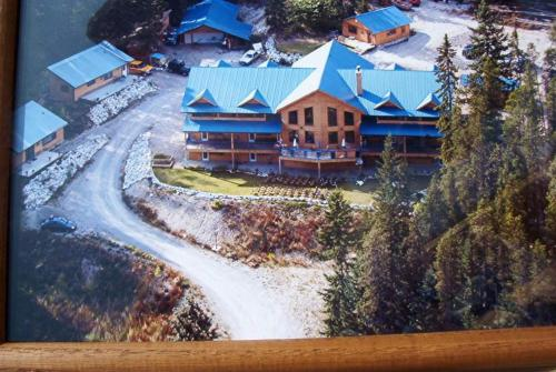 Glenogle Mountain Lodge and Spa Photo