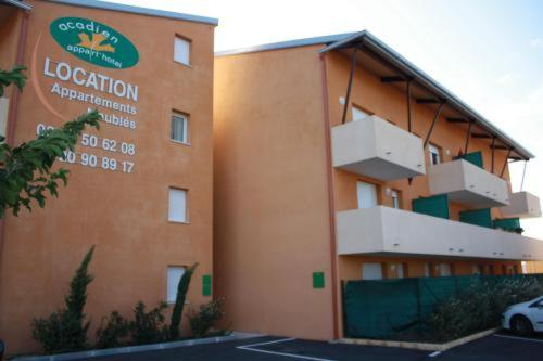 Appart Hotel Istres