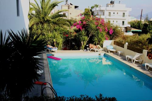 Minas Apartments - Dimokratias Greece