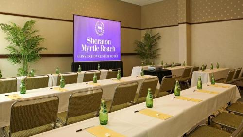 Sheraton Myrtle Beach Convention Center Hotel Photo