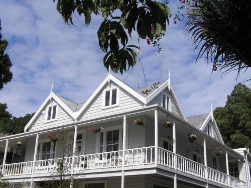 Мини-отель «Auckland Birdwood House B&B», Норт Шор Сити