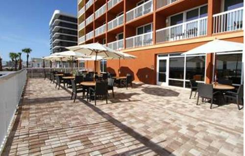 Hampton Inn Daytona Beach/Beachfront Photo