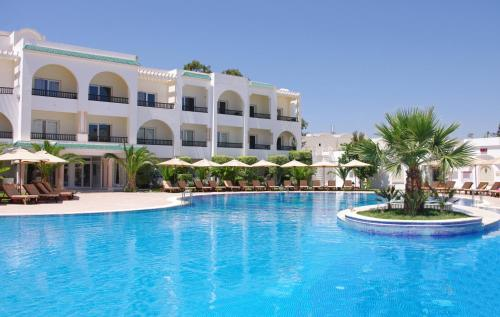 Royal Nozha - hammamet - booking - hébergement
